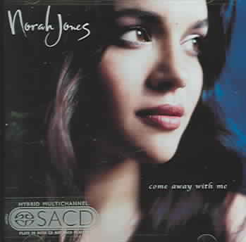 COME AWAY WITH ME BY JONES,NORAH (Super Audio)